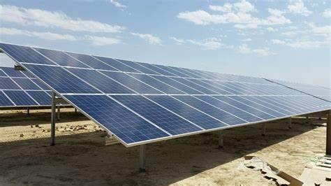 فراخوان سرمایه گذار تامین انرژی مورد نیاز چاه های آب کشاورزی از طریق نیروگاه های برق خورشیدی