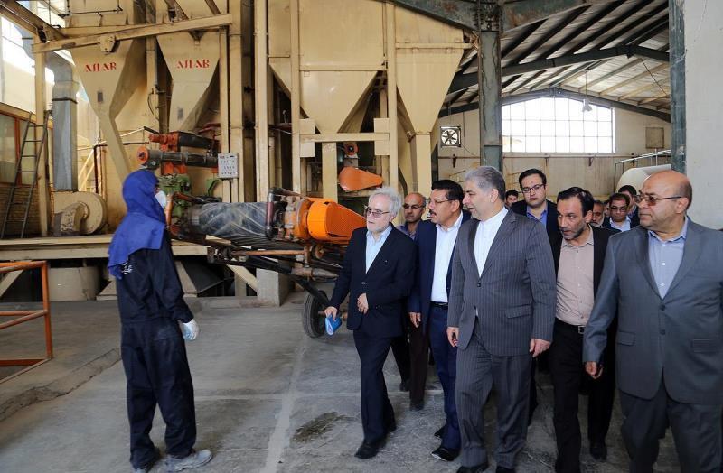 تصویب اعطای تسهیلات به 135 واحد تولیدی آذربایجان شرقی